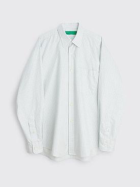 TRÈS BIEN everywear Oversize Classic Shirt Grey Gingham