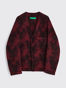 TRÈS BIEN everywear Liner Cardigan Red