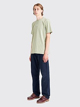 Très Bien 5 Pocket Loose Cord Pants Dark Navy