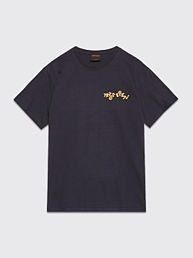 Très Bien Souvenir T-shirt Sigurd Navy