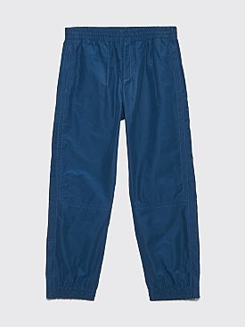 Très Bien Warm Up Pants Cotton Nylon Ripstop Teal