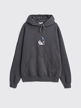 Très Bien x Public Release Hooded Sweatshirt Graphite