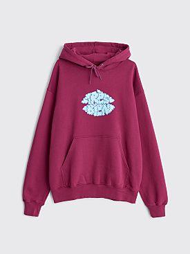 Très Bien Cloud Hooded Sweatshirt Purple