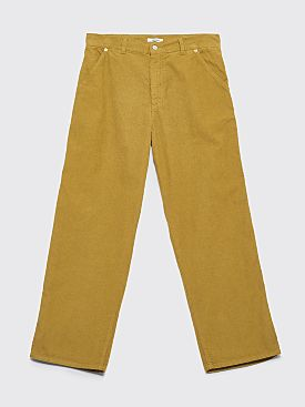 Très Bien Carpenter Pants Cord Amber Green