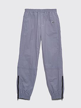 Très Bien Warm Up Pants Dry Nylon Pale Blue Grey