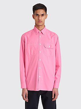 Très Bien Work Shirt Poplin Azalea Pink