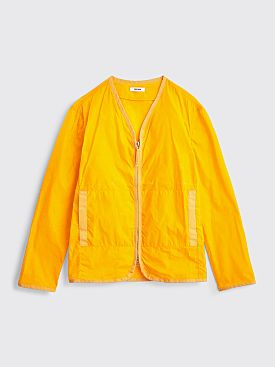 Très Bien Transparent Tech Liner Jacket Orange