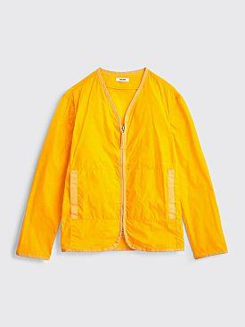 Très Bien Transparent Tech Liner Jacket Orange