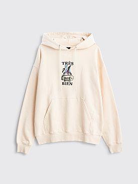 Très Bien Souvenir Hooded Sweatshirt Tete A Tete Oatmeal
