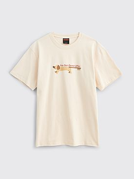 Très Bien Souvenir T-shirt Office Oatmeal