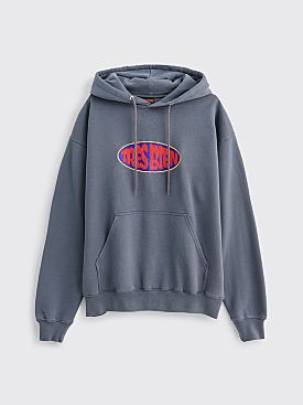 Très Bien Souvenir Hooded Sweatshirt Blow Up Graphite