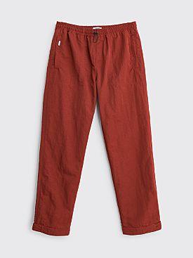 Très Bien Alpine Trousers Nylon Rust