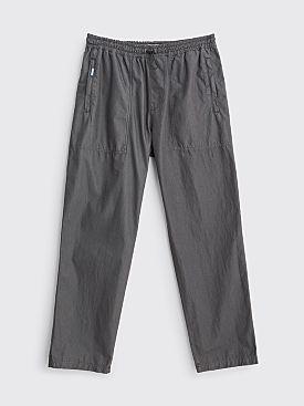 Très Bien Alpine Trousers Cotton Overdye Graphite