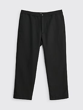 Très Bien Layover Pants Wool Drill Black