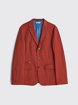 Très Bien Travel Box Nylon Jacket Rust