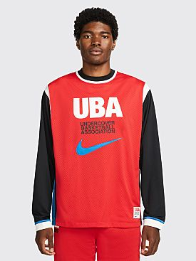 Nike x Undercover L/S Shooting Top University Red / Battle Blue
