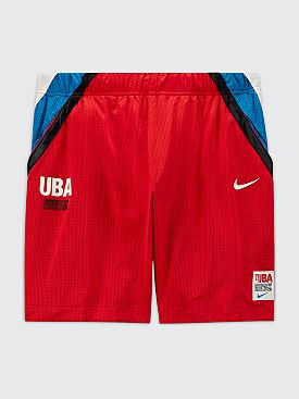 Nike x Undercover Mesh Shorts University Red / Battle Blue