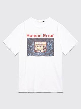 Undercover Human Error T-shirt White