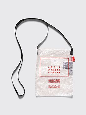 Undercover Logic Memory Center Shoulder Bag Translucent White