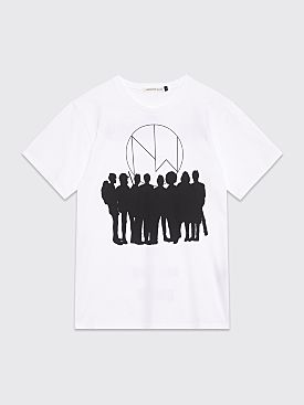 Undercover The New Warriors T-shirt White