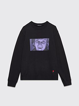 Undercover Clockwork Orange Vampire Alex Sweatshirt Black