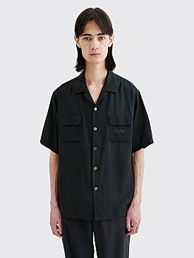 Undercover Cindy Sherman Tencel Shirt Black