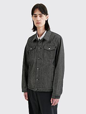 Undercover Cindy Sherman Denim Jacket Black