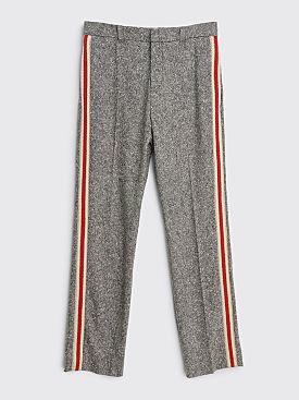 Wales Bonner Charlie Tailored Pants Ash Grey