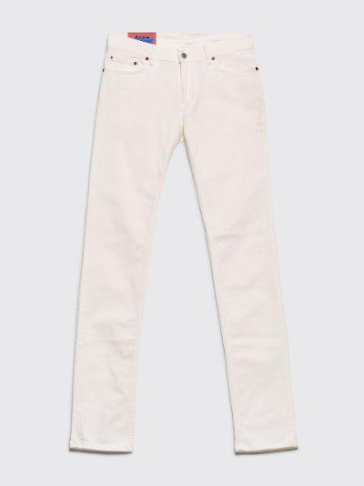 d1506b15 Très Bien - Acne Studios Blå Konst North Jeans White
