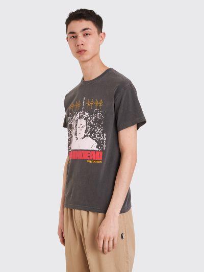 462c918ff19 Très Bien - Brain Dead Visitation T-shirt Charcoal