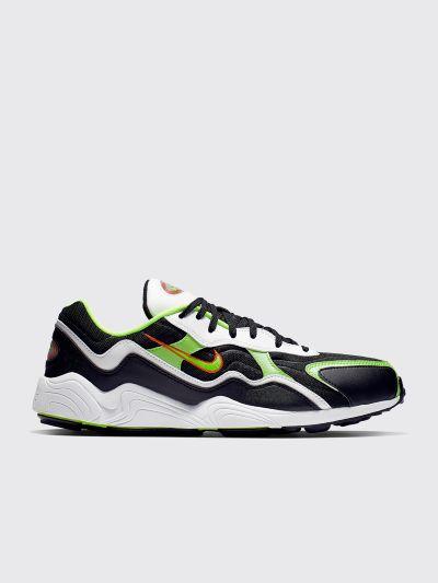 purchase cheap c73d7 88c84 Très Bien - Nike Air Zoom Alpha Black   Volt