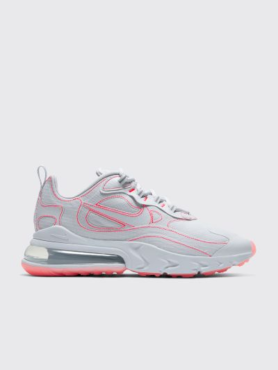 Tres Bien Nike Air Max 270 React Sp White Flash Crimson
