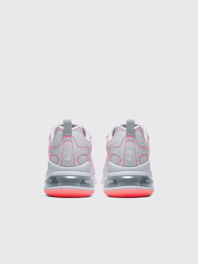 Nike Air Max 270 React SP White Flash Crimson