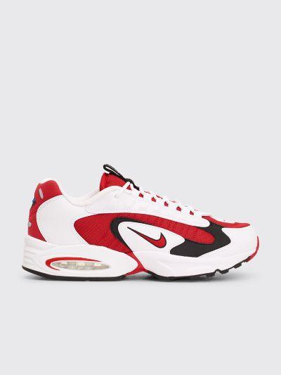 uomo nike air max red and bianca uk 12
