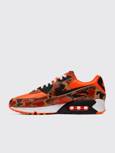 Nike Air Max 90 SP Total Orange Black