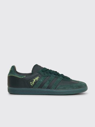 Très Bien - adidas x Jonah Hill Samba Green