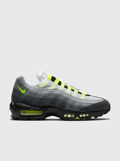 Très Bien - Nike Air Max 95 OG Black / Neon Yellow