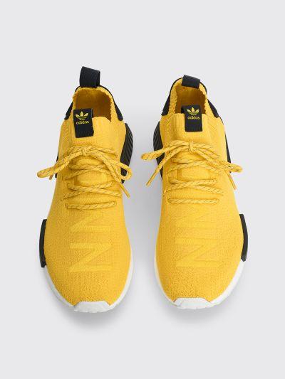 adidas NMD_R1 Primeknit Eqt Yellow
