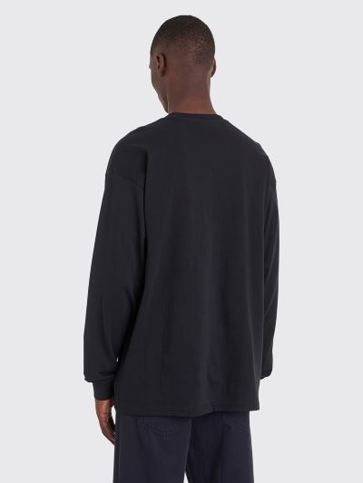 fd47d647b Très Bien - Nike ACG NRG Logo Longsleeve T-shirt Black