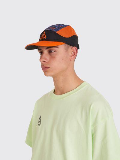 5375364b Très Bien - Nike ACG NRG G1 Tailwind Cap Black / Safety Orange