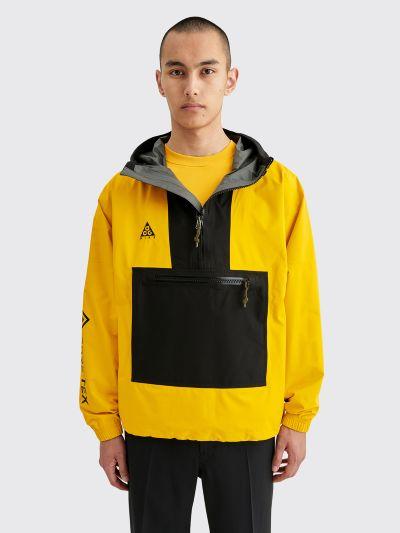 Nike ACG Gore Tex Paclite Jacket University Gold Black