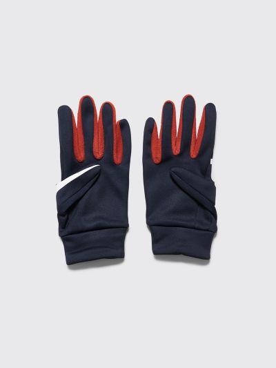 46ec727fff Très Bien - NikeLab x Patta Gloves Dark Obsidian / Mars Stone