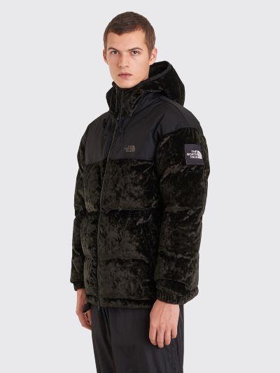 d8949947e The North Face Black Series Velvet Nuptse Jacket Black
