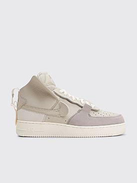 Nike Sportswear Air Force 1 High PSNY Matte Silver