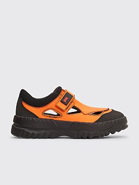 Kiko Kostadinov x Camper Together Sandal Velocity Orange