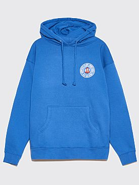 Nine One Seven Club Pullover Hooded Sweatshirt Blue
