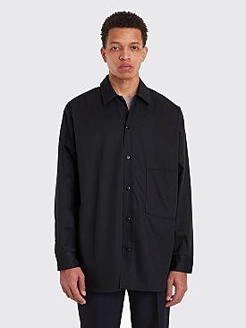 Acne Studios Lowis Shirt Black