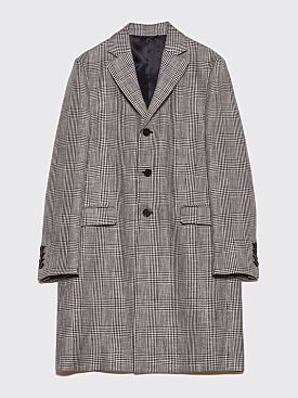 Acne Studios Mawin Prince Coat Grey Check