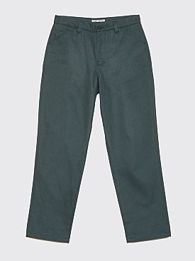 Acne Studios Aleq Trousers Balsam Green