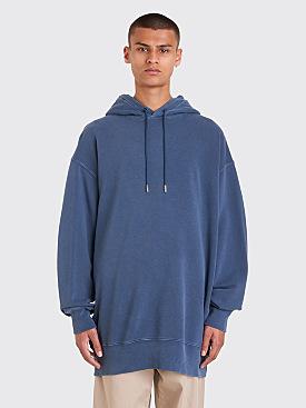 Acne Studios Fala Wash Sweatshirt Mineral Blue